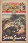 C1 BRANTONNE Alzon ENFANTS DE LORRAINE 9 Sublime Sacrifice RESISTANCE 1946