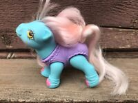 VTG G1 MY LITTLE PONY MLP BABY TIPPYTOES BALLERINA 1990