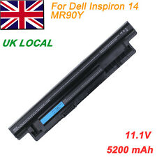 6 Cell Laptop Battery for Dell MR90Y TYPE XCMRD Inspiron 14 3421 14R 5421 3521