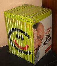 15 Dvd COMICOLLECTION – NUOVI Corriere della Sera 2009 Comici Gnocchi Luttazzi