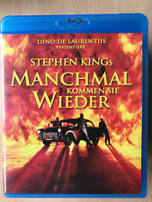 SOMETIMES THEY COME BACK 1991 STEPHEN KING culte film d'horreur Allemand BLU-RAY