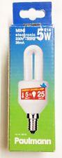 Paulmann 882.95 Energiesparlampe ESL MINI 5W = 25W E14 Sparlampe Leuchtmittel