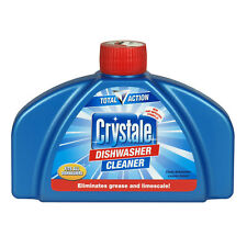 Crystale Dishwasher Cleaner - 250ml - Fits All Dishwashers