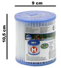 Cartucho filtro tipo H para depuradora piscina Intex