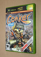 Conker Live & Reloaded Pre Order Demo Disc Xbox Pal Version