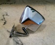 Vintage Chrome Automotive Door Mirror Side View Class Car Truck Rat Rod Hot