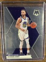 2019-20 PANINI Mosaic Basketball Card #70 STEPH CURRY GOLDEN STATE Warriors HOF