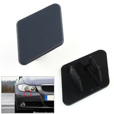 2pcs Bumper Headlight Washer Nozzle Cover Cap Fit for BMW 3 Series E90 2005-2009