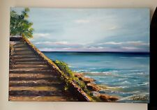 oil painting *painting *art *nature * contemporary art *seascape *