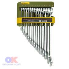 Proxxon Ring-Maulschlüsselsatz 15-tlg. 6-21mm 23821 NEU / OVP
