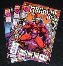 Magneto Rex (1999) # 1-3, complete series