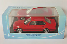 BMW M4 E35 RED 1994 NEO 43314 1/43 ROSSO ROT ROUGE RESIN MODEL CAR RESINE