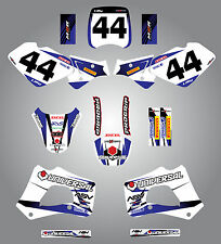 Polini X1-X3 99-04 Full custom graphic kit STORM style stickers / decals
