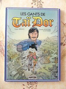 BD / Dédicace de Serrano Jean-Luc / Taï-Dor 1 / EO / 1987