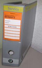 Werkstatthandbuch Skoda Oktavia II Typ 1Z elektrische Schaltpläne 02/04 - 05/05!