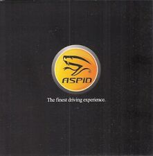 IFR Aspid c 2008 Foldout Sales Brochure In English