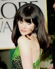 Zooey Deschanel 8 x 10 GLOSSY Photo Picture