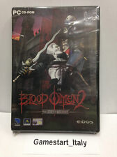 BLOOD OMEN 2 THE LEGACY OF KAIN SERIES (PC) NUOVO NEW PRIMA STAMPA GAME