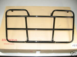 New Genuine Honda Front Carrier Luggage Rack 01-04 TRX500 Rubicon #R61