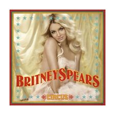 CD Britney Spears- circus 886974077626