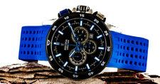 Festina Herrenuhr F20353/7 Chrono blau
