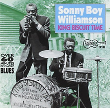 Sonny Boy Williamson-King Biscuit Time CD NEW