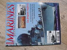$$ Revue Marines guerre & commerce N°56 U-505  Suffren  Dupuy de Lôme