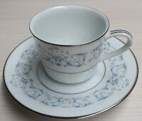 Vintage Noritake Fine China Lorraine Demitasse Coffee Cup Saucer Pn6785 c1966-73