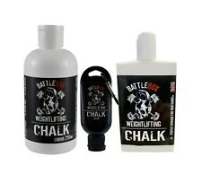 BattleBox Liquid Chalk for Rock Climbing Gymnastics Bouldering  Pole Dancing Gym