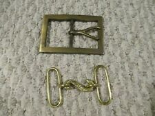 Confederate Fork Tongue Belt Buckle & Snake Belt Buckle*L@K*