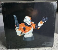 Republic Commando Boss 2009 STAR WARS Gentle Giant /1300 Mini Bust Exclusive