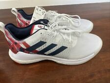 New listing Size 12.5- adidas Crazyflight USA volleyball Shoes New