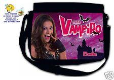 Sac bandoulière moyen modèle chica vampiro réf 14 personnalisé avec prénom
