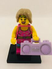Lego Minifigures Series 5 Fitness Instructor Aerobics