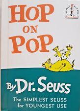 Hop On Pop,    By Dr. Seuss,   GC~H/C    FAST~N~FREE~POST