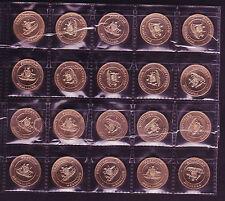 One Australia Remembers 1945 - 1995 Freedom Medallion Medal UNC (E18.12.15)