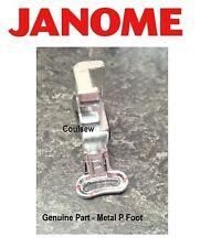 JANOME véritable mc12000 mc15000-P pied en métal pour broderie 859816003