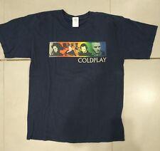 T-Shirt Officiel COLDPLAY (L)