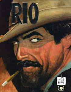 Rio #1 FN; COMICO   save on shipping - details inside