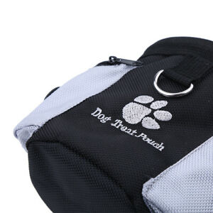 Pet Bait Bag Waist Training Food Pouch Dog Treat Pouch for Traveling Outdoor