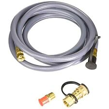 Mr. Heater 12 Foot Natural Gas and Propane Gas Hose Assembly 3/8' Female Pipe Th