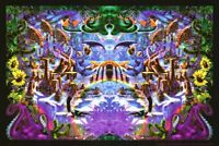 24X36 1981 HAVE A NICE DAB BLACKLIGHT POSTER