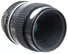 Nikon Ai-S Micro-Nikkor 55mm F2.8 Manual Focus lens clear 388904