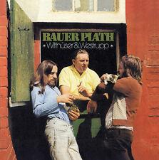 Crauti ROCK LP VINILE Bauer PLATH di Witthüser & Westrupp