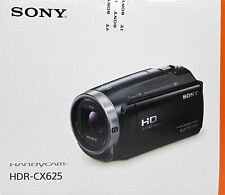Sony HDR-CX625 Full HD Camcorder, 30-fach optischer Zoom, NFC - Neu & OVP