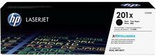 1 ORIGINAL TONER HP 201X Color LaserJet Pro M252dw M252n MFP  M274n M277dw M277n