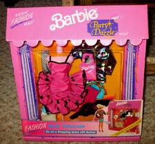 Nib 1991 Barbie Fashion Mall Party Dazzle Playcase Excellent Condition!