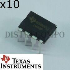 LM358P Dual standard operational amplifier DIP-8 Texas RoHS (lot de 10)