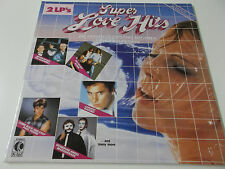 38007-SUPER Love Hits - 1984 K-TEL DOPPIO VINILE LP (il gazebo Yello Slade Toto)
