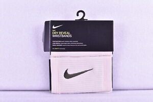 Nike Dry Reveal DoubleWide Wristbands Sweatbands - Choose Color